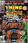 Cover for Marvel Two-in-One (Marvel, 1974 series) #37 [British]