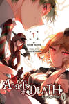 Cover for Angels of Death Episode.0 (Yen Press, 2019 series) #1