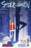 Cover Thumbnail for Spider-Gwen (2015 series) #1 [Variant Edition - Newbury Comics Exclusive - Pascal Campion Cover]