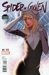 Cover Thumbnail for Spider-Gwen (2015 series) #1 [Variant Edition - Limited Edition Comix Exclusive - Jorge Molina Cover]