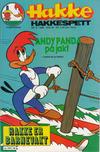 Cover for Hakke Hakkespett (Semic, 1977 series) #8/1986