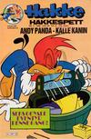 Cover for Hakke Hakkespett (Semic, 1977 series) #9/1986