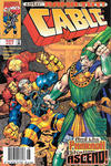 Cover Thumbnail for Cable (1993 series) #57 [Newsstand]