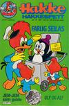 Cover for Hakke Hakkespett (Semic, 1977 series) #10/1987