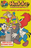 Cover for Hakke Hakkespett (Semic, 1977 series) #4/1988