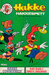 Cover for Hakke Hakkespett (Semic, 1977 series) #9/1988