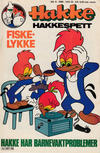 Cover for Hakke Hakkespett (Semic, 1977 series) #8/1988