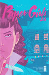 Cover for Paper Girls (Image, 2015 series) #26
