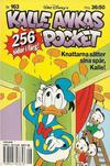 Cover for Kalle Ankas pocket (Serieförlaget [1980-talet], 1993 series) #163 - Knattarna sätter sina spår, Kalle!