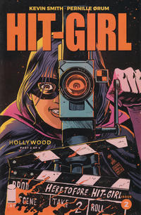 Cover Thumbnail for Hit-Girl Season Two (Image, 2019 series) #2 [Cover A]