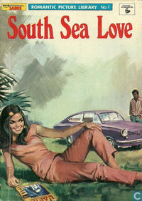 Cover Thumbnail for Sabre Romantic Picture Library (Sabre, 1971 series) #1