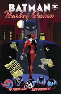 Cover Thumbnail for Batman and Harley Quinn (DC, 2019 series)