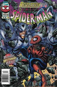 Cover Thumbnail for The Amazing Spider-Man (Marvel, 1963 series) #418 [Newsstand]