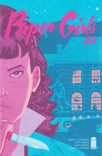 Cover Thumbnail for Paper Girls (Image, 2015 series) #26