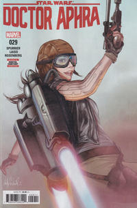 Cover Thumbnail for Doctor Aphra (Marvel, 2017 series) #29 [Ashley Witter]