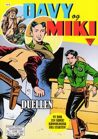 Cover Thumbnail for Davy og Miki (Hjemmet / Egmont, 2014 series) #21