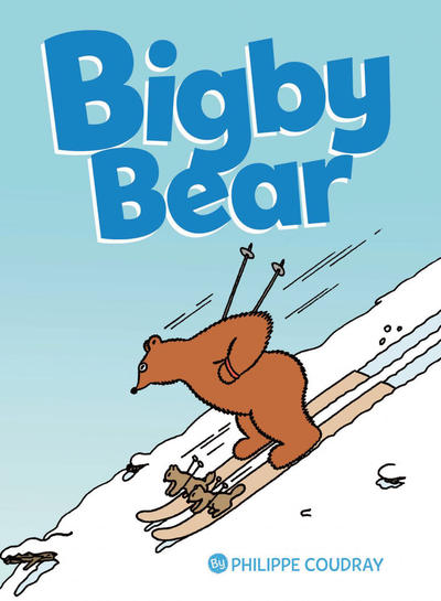 Cover for Bigby Bear (Humanoids, 2019 series) #1