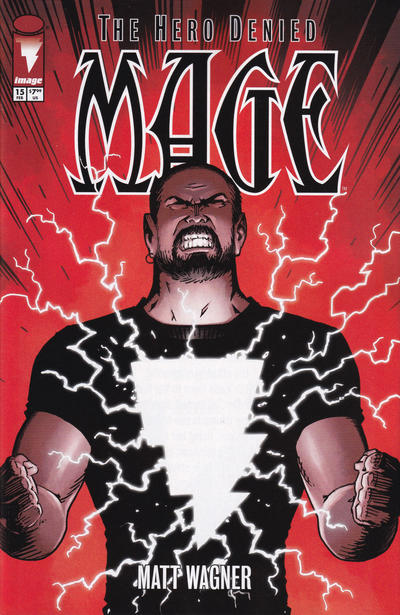 Cover for Mage: The Hero Denied (Image, 2017 series) #15 [Cover B]