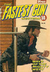 Cover for The Fastest Gun Western (K. G. Murray, 1972 series) #36