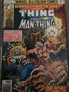 Cover Thumbnail for Marvel Two-in-One (1974 series) #43 [British]