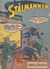 Cover for Stålmannen (Centerförlaget, 1949 series) #1/1962