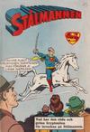 Cover for Stålmannen (Centerförlaget, 1949 series) #10/1963