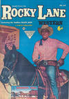 Cover for Rocky Lane Western (L. Miller & Son, 1950 series) #87