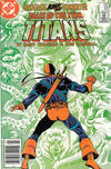 Cover for Tales of the Teen Titans (DC, 1984 series) #55 [Newsstand]