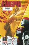 Cover for Kingpin: Born Against (Marvel, 2017 series)