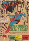 Cover for Stålmannen (Centerförlaget, 1949 series) #4/1964