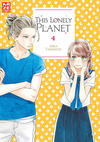 Cover for This Lonely Planet (Kazé, 2017 series) #4
