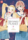 Cover for This Lonely Planet (Kazé, 2017 series) #7
