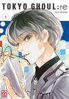 Cover for Tokyo Ghoul:re (Kazé, 2016 series) #1