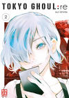 Cover for Tokyo Ghoul:re (Kazé, 2016 series) #2