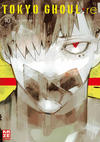Cover for Tokyo Ghoul:re (Kazé, 2016 series) #10