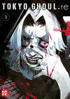 Cover for Tokyo Ghoul:re (Kazé, 2016 series) #3