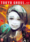 Cover for Tokyo Ghoul:re (Kazé, 2016 series) #6