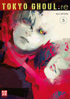 Cover for Tokyo Ghoul:re (Kazé, 2016 series) #5