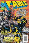 Cover for Cable (Marvel, 1993 series) #33 [Newsstand]