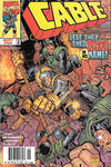 Cover for Cable (Marvel, 1993 series) #58 [Newsstand]