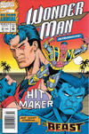 Cover Thumbnail for Wonder Man Annual (1992 series) #2 [Newsstand]
