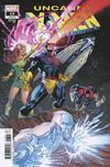 Cover for Uncanny X-Men (Marvel, 2019 series) #13 (632) [Scott Williams 1:50 Incentive Cover]