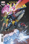 Cover Thumbnail for Uncanny X-Men (2019 series) #13 (632) [Scott Williams 1:50 Incentive Cover]