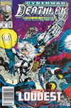 Cover for Deathlok (Marvel, 1991 series) #18 [Newsstand]
