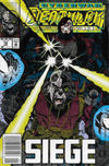Cover for Deathlok (Marvel, 1991 series) #19 [Newsstand]