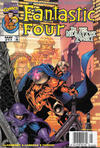 Cover for Fantastic Four (Marvel, 1998 series) #17 [Newsstand]
