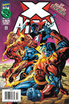 Cover for X-Man (Marvel, 1995 series) #12 [Newsstand]