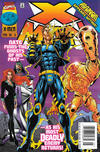 Cover for X-Man (Marvel, 1995 series) #15 [Newsstand]