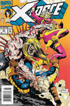 Cover Thumbnail for X-Force (1991 series) #37 [Newsstand]