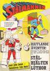 Cover for Stålmannen (Centerförlaget, 1949 series) #6/1964
